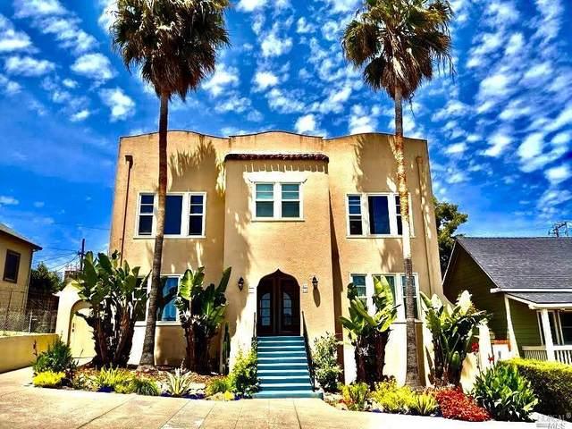 418 Capitol Street, Vallejo, CA 94590 (#22018441) :: RE/MAX GOLD