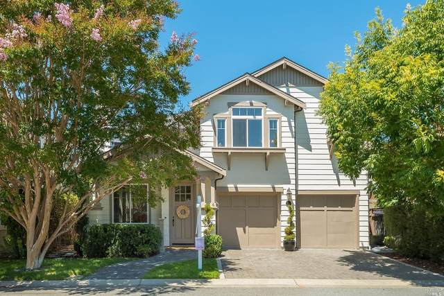 11 Woodbridge Way, Novato, CA 94949 (#22018477) :: Corcoran Global Living
