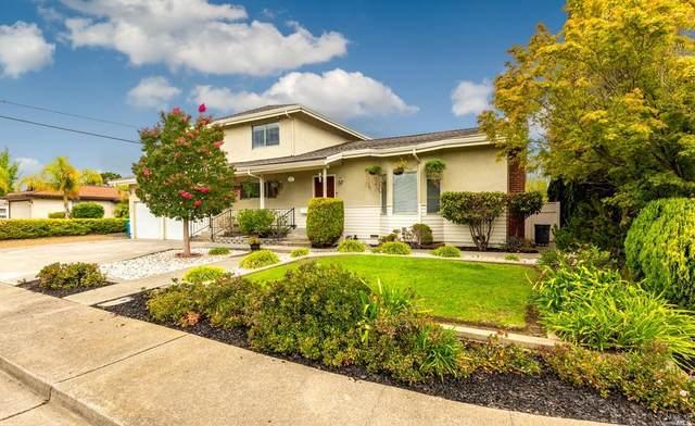 122 Shelley Drive, Vallejo, CA 94591 (#22018488) :: Intero Real Estate Services