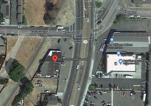 3021 Sonoma Boulevard, Vallejo, CA 94590 (#22018501) :: RE/MAX GOLD