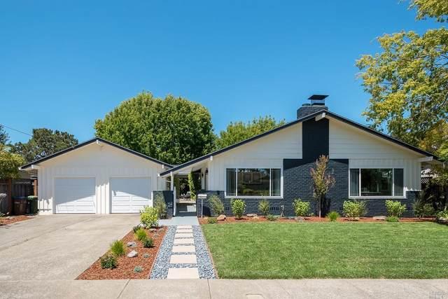 4 Locksly Lane, San Rafael, CA 94901 (#22018513) :: Golden Gate Sotheby's International Realty
