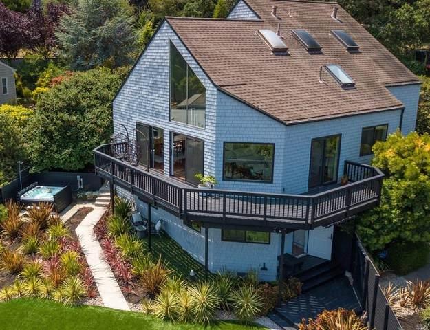 707 Olima Street, Sausalito, CA 94965 (#22018517) :: Rapisarda Real Estate