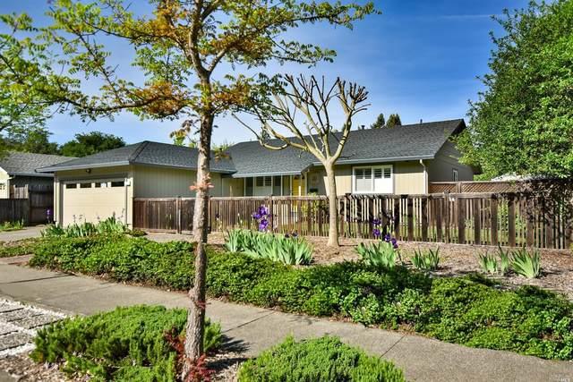 2817 Hidden Valley Drive, Santa Rosa, CA 95404 (#22018561) :: RE/MAX GOLD