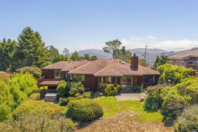 1108 Western Avenue, Mill Valley, CA 94941 (#22018562) :: Corcoran Global Living