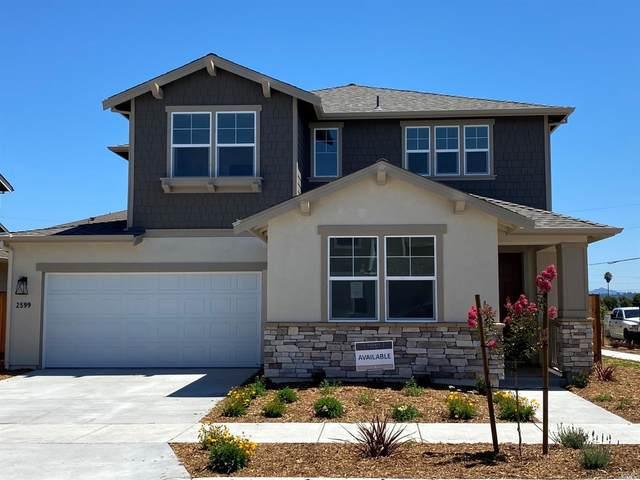 2599 Estery Lane, Santa Rosa, CA 95403 (#22018573) :: W Real Estate   Luxury Team