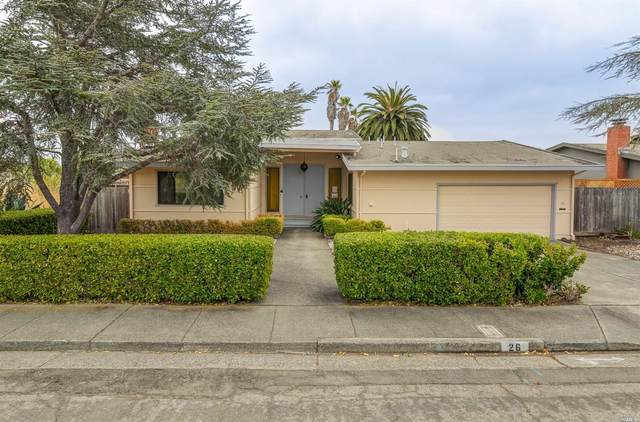 26 Channel Drive, Corte Madera, CA 94925 (#22018578) :: Golden Gate Sotheby's International Realty
