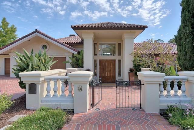 44 Marin Bay Park Court, San Rafael, CA 94901 (#22018670) :: RE/MAX GOLD