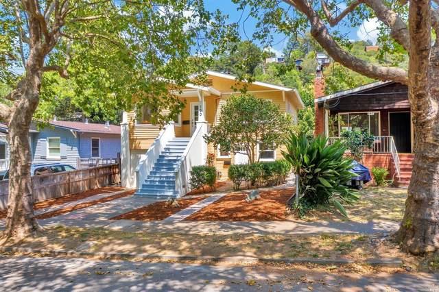 150 C Street, San Rafael, CA 94901 (#22018697) :: RE/MAX GOLD