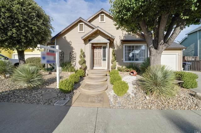 909 Edgewood Circle, Suisun City, CA 94585 (#22018826) :: Golden Gate Sotheby's International Realty
