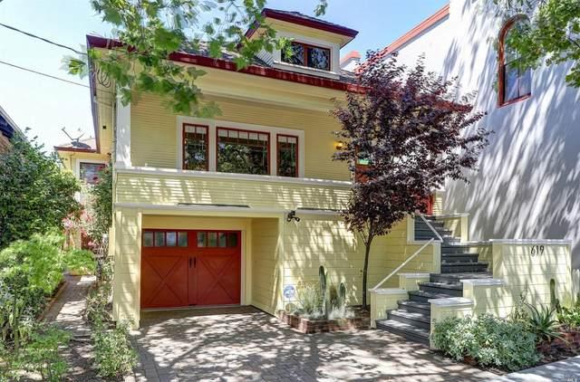 619 E Street, San Rafael, CA 94901 (#22018921) :: Golden Gate Sotheby's International Realty