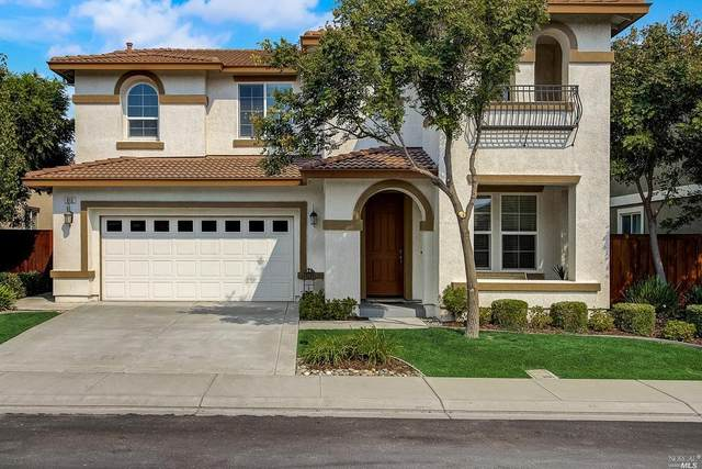 813 Hampton Street, Vacaville, CA 95687 (#22019010) :: Golden Gate Sotheby's International Realty