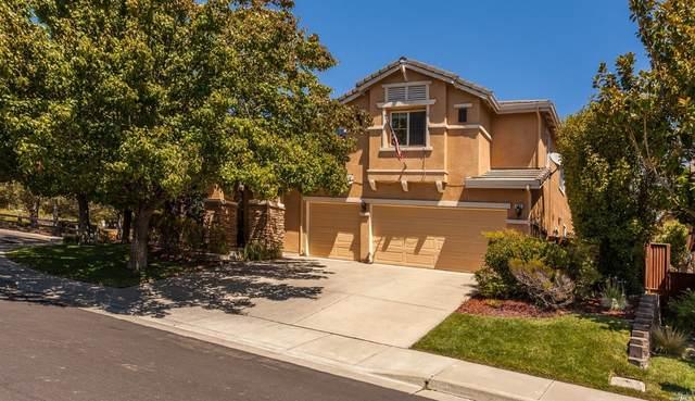 402 Dawson Creek Drive, Fairfield, CA 94534 (#22019023) :: Golden Gate Sotheby's International Realty