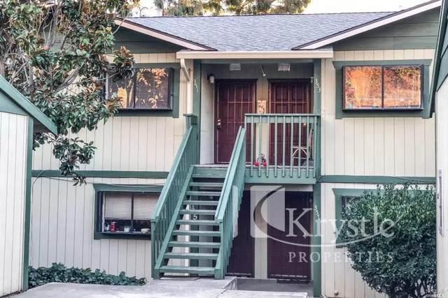 351 Avian Drive, Vallejo, CA 94591 (#22019044) :: Rapisarda Real Estate