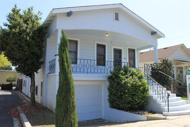 611 1st Street, Napa, CA 94559 (#22019049) :: Rapisarda Real Estate