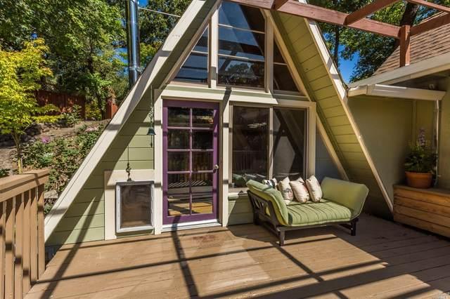 4423 Lakeside Road, Glen Ellen, CA 95442 (#22019058) :: RE/MAX GOLD