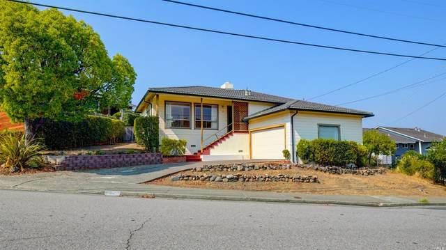 14 Ridgewood Drive, San Rafael, CA 94901 (#22019148) :: Hiraeth Homes