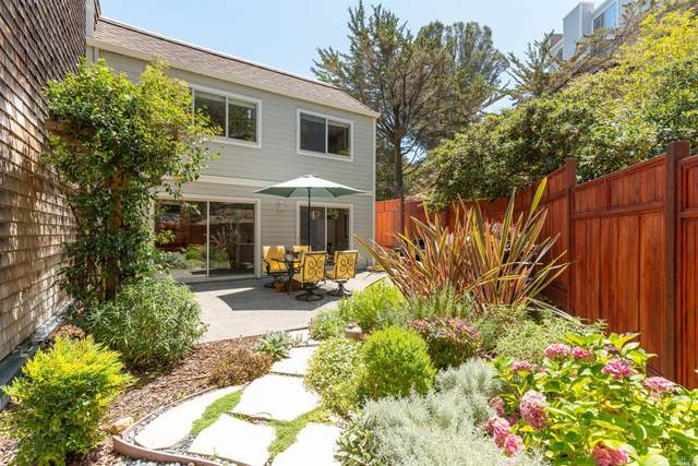 7 Mariner Green Drive, Corte Madera, CA 94925 (#22019291) :: Golden Gate Sotheby's International Realty