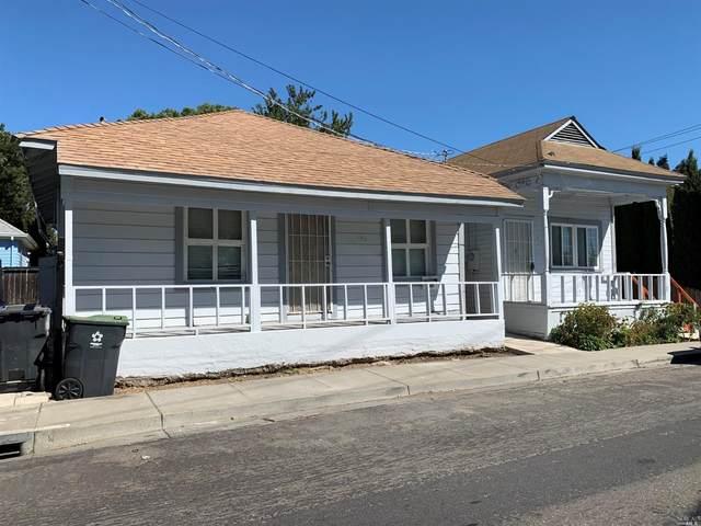 306-308 Cordelia Street, Suisun City, CA 94585 (#22019592) :: Intero Real Estate Services