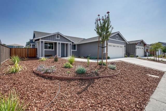 1306 Dogwood Drive, Santa Rosa, CA 95403 (#22019697) :: Golden Gate Sotheby's International Realty