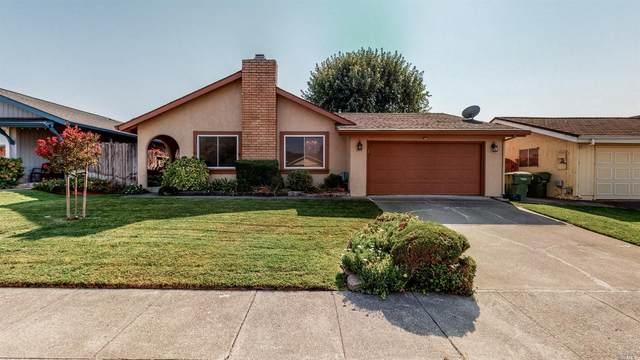 1304 Glenwood Drive, Petaluma, CA 94954 (#22019837) :: Corcoran Global Living