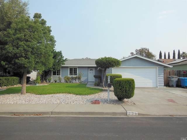236 Coronado Court, Vacaville, CA 95687 (#22019985) :: Intero Real Estate Services