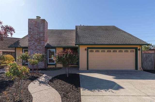 164 Rancho Bonito Circle, Petaluma, CA 94954 (#22020032) :: Intero Real Estate Services
