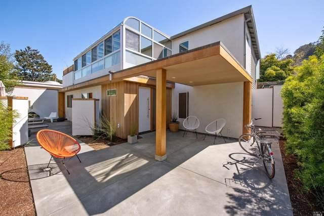 413 Locust Street, Sausalito, CA 94965 (#22020084) :: Golden Gate Sotheby's International Realty