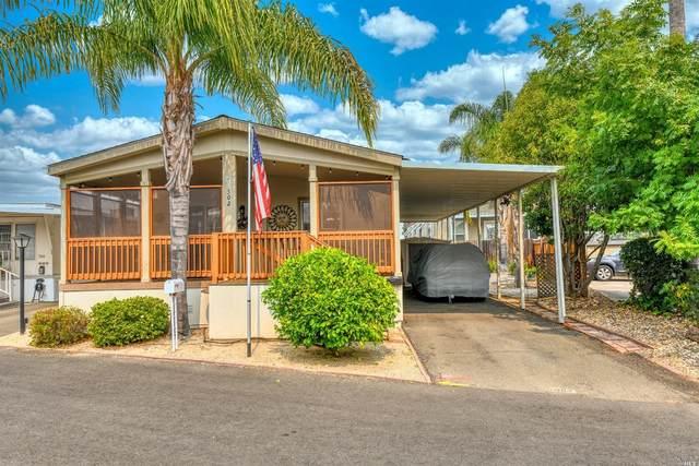 302 Ginger Way, Napa, CA 94558 (#22020099) :: Intero Real Estate Services