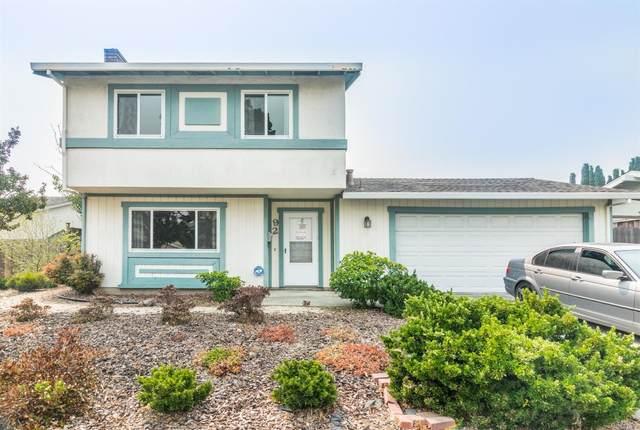92 Carlisle Way, Benicia, CA 94510 (#22020166) :: Intero Real Estate Services
