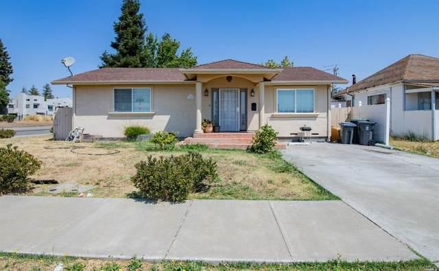 1248 illinois Street, Fairfield, CA 94533 (#22020344) :: Team O'Brien Real Estate