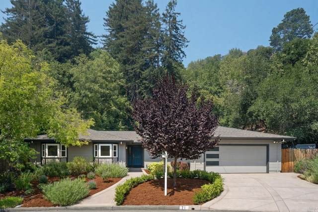 71 Convent Court, San Rafael, CA 94901 (#22020348) :: Intero Real Estate Services