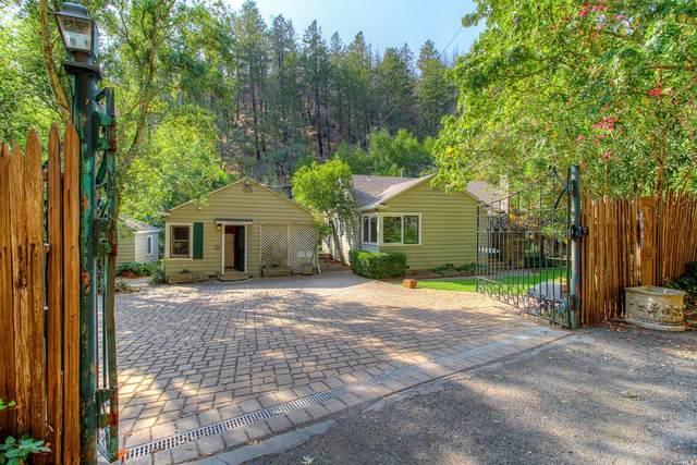 1551 Adobe Canyon Road, Kenwood, CA 95452 (#22020351) :: RE/MAX GOLD