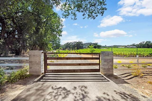 12702 Dunbar Road, Glen Ellen, CA 95442 (#22020420) :: RE/MAX GOLD