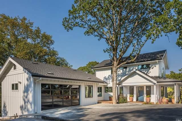 1145 Hill Road, Glen Ellen, CA 95442 (#22020512) :: RE/MAX GOLD