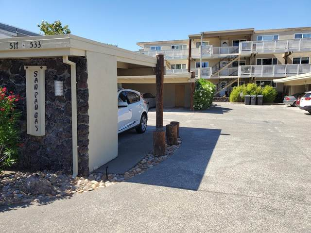 517 Larkspur Plaza Drive #7, Larkspur, CA 94939 (#22020535) :: Golden Gate Sotheby's International Realty