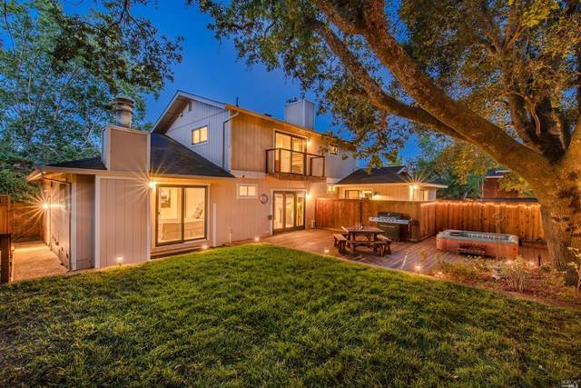5 Cedar Street, San Anselmo, CA 94960 (#22020542) :: Golden Gate Sotheby's International Realty