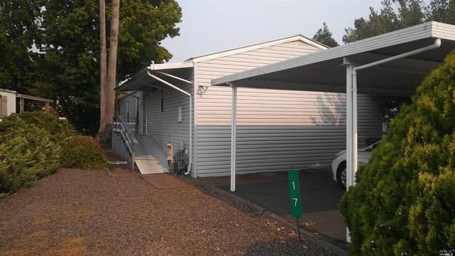 17 Walnut Circle, Rohnert Park, CA 94928 (#22020552) :: Intero Real Estate Services