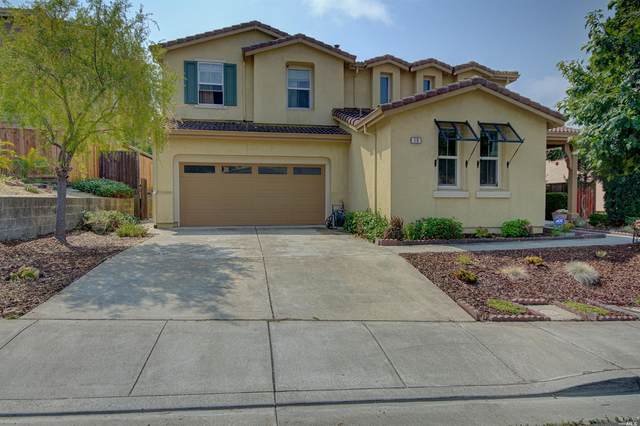 18 Palestrina Court, American Canyon, CA 94503 (#22020643) :: Golden Gate Sotheby's International Realty