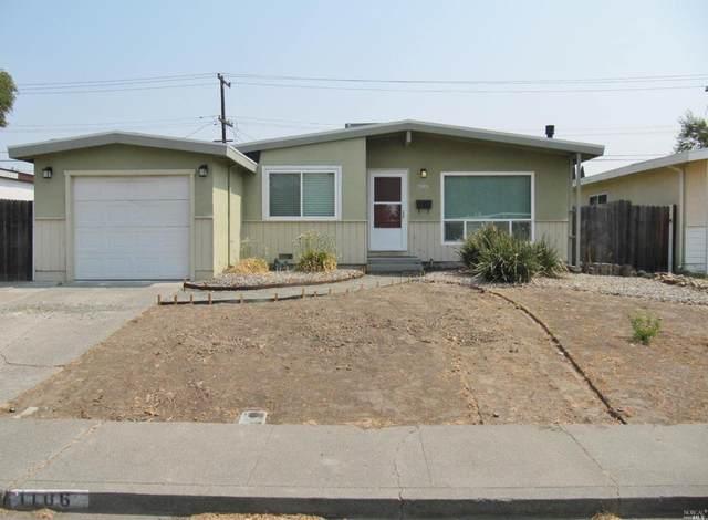 1106 Mckinley Street, Fairfield, CA 94533 (#22020656) :: Corcoran Global Living