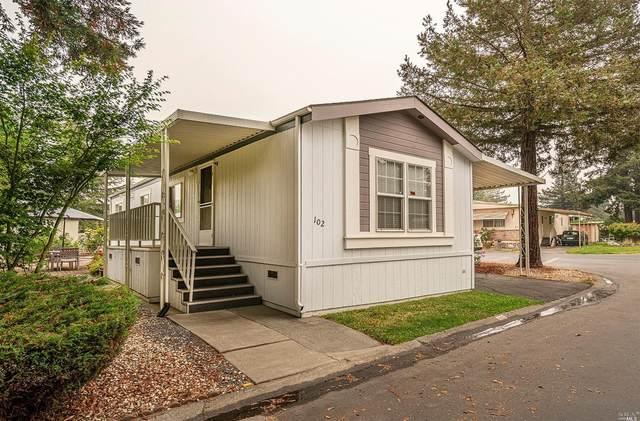 102 Petaluma Way, Petaluma, CA 94954 (#22020753) :: Golden Gate Sotheby's International Realty