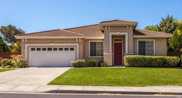 2323 Bennington Drive, Vallejo, CA 94591 (#22020769) :: Golden Gate Sotheby's International Realty