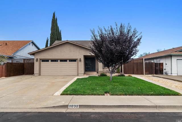 1031 Woodridge Drive, Vacaville, CA 95687 (#22020833) :: Golden Gate Sotheby's International Realty
