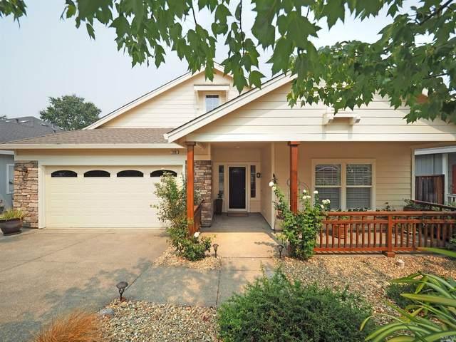 106 Douglas Fir Circle, Cloverdale, CA 95425 (#22020861) :: Golden Gate Sotheby's International Realty