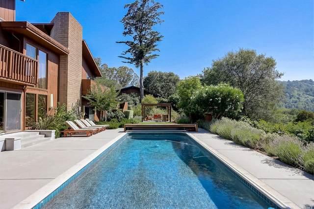 85 Laurel Avenue, Larkspur, CA 94939 (#22020876) :: Golden Gate Sotheby's International Realty