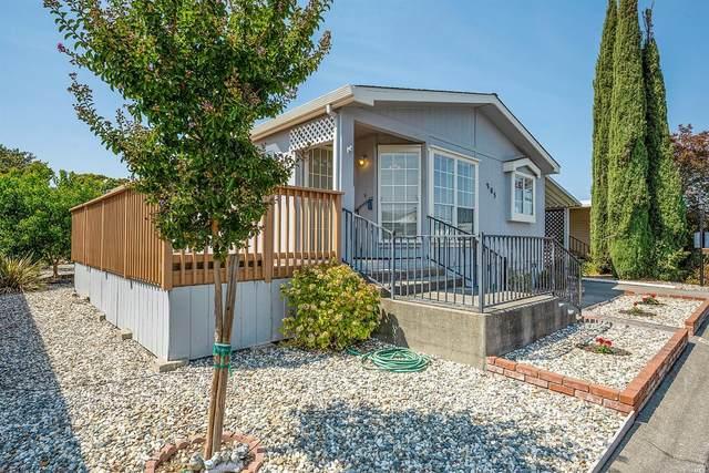 205 Daisy Drive, Napa, CA 94558 (#22020914) :: Intero Real Estate Services
