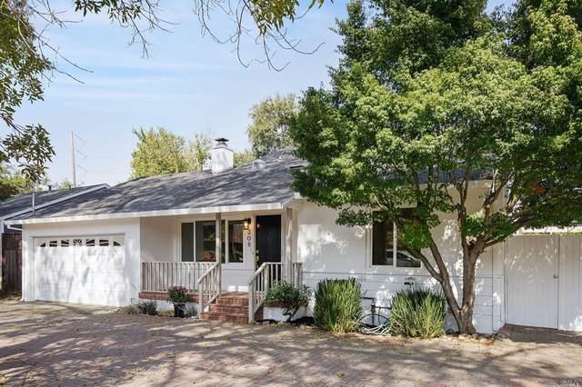 308 Las Flores Avenue, San Rafael, CA 94903 (#22020970) :: Rapisarda Real Estate