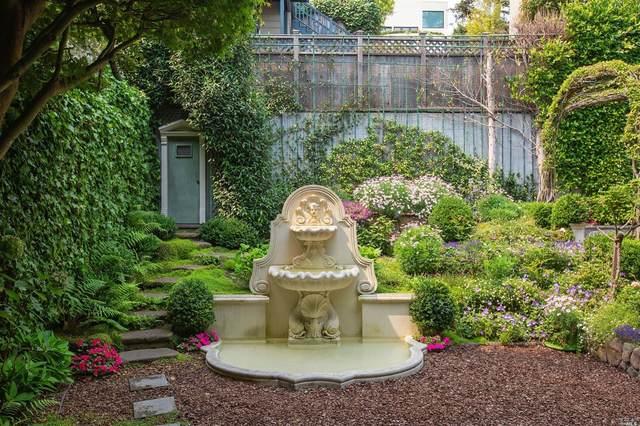 25 Bret Harte Terrace, San Francisco, CA 94133 (#22020993) :: Golden Gate Sotheby's International Realty