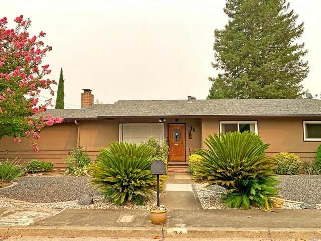 34 Betty Street, Ukiah, CA 95482 (#22021050) :: Golden Gate Sotheby's International Realty