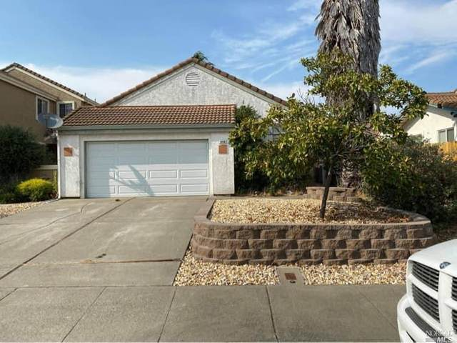 1450 Tillman Street, Suisun City, CA 94585 (#22021075) :: Golden Gate Sotheby's International Realty