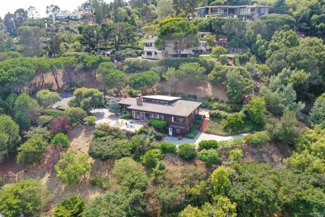 4645 Paradise Drive, Tiburon, CA 94920 (#22021150) :: Golden Gate Sotheby's International Realty